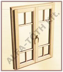 A fa ablakok fő gyártói