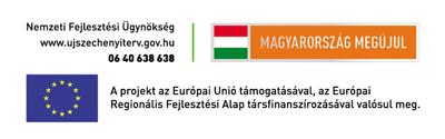 Magyarország megújul logó